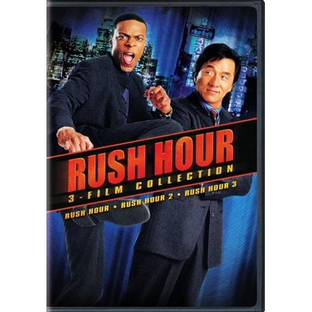 Rush Hour 3-Pack (Other)