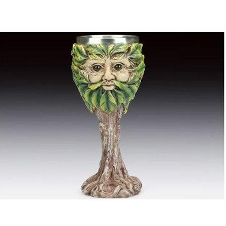 - Green Man Goblet Chalice New