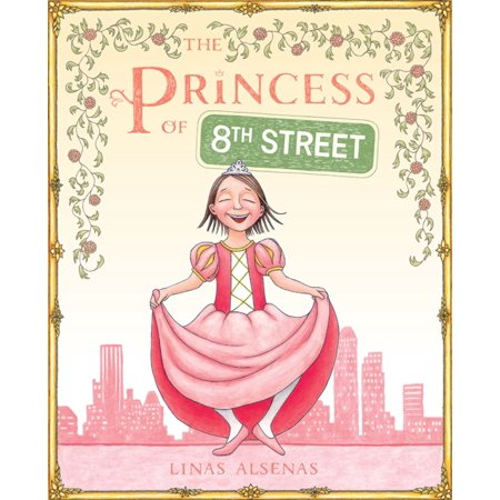 The Princess of 8th Street - eBook