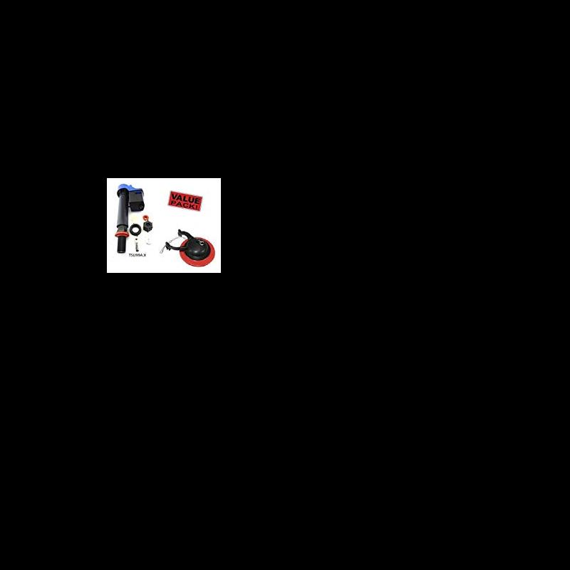 TOTO TSU99A.X Universal Fill Valve 2 PACK