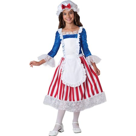 Betsy Ross Children (Betsy Ross Child Halloween)