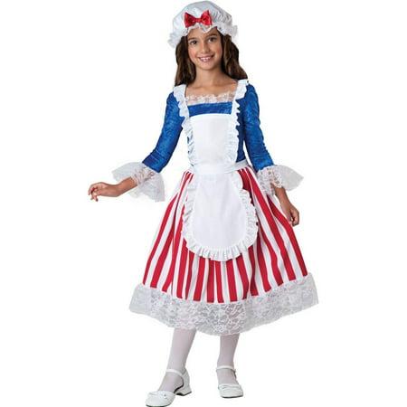 Betsy Ross Child Halloween Costume - Jonathan Ross Halloween Party Photos