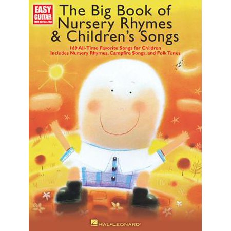 The Big Book of Nursery Rhymes & Children's Songs for $<!---->