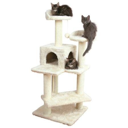 TRIXIE Pet Products Cat Supplies Espejo Scratching Post ()