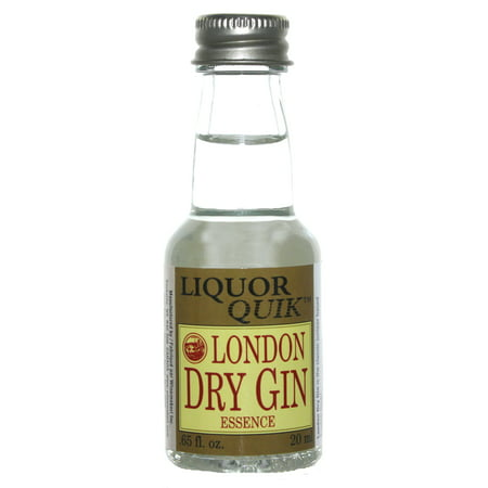 Beefeater Gin (Liquor Quik Natural Gin Essence 20 mL (London Dry)