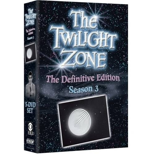 The Twilight Zone: The Definitive Edition - Season 5
