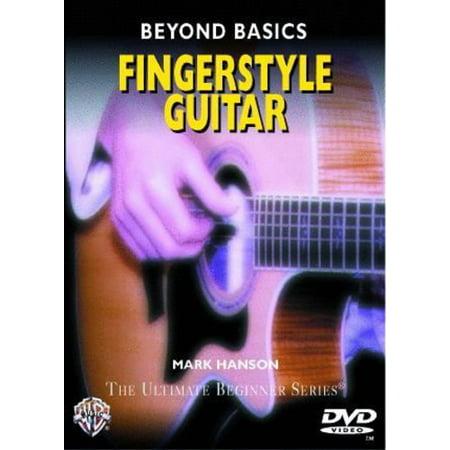 Image of Beyond Basics: Fingerstyle Guitar