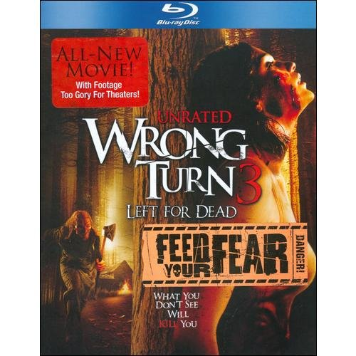 Wrong Turn 3 (Blu-ray) (Widescreen)