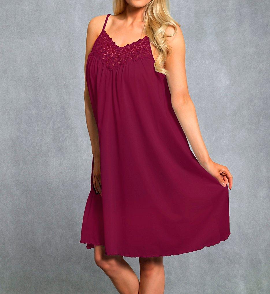 Shadowline 34275 Beloved Sleeveless Short Gown