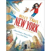 Nelly Takes New York - eBook