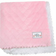 Child of Mine by Carter's Love is in the Air Quilted Plush Blanket