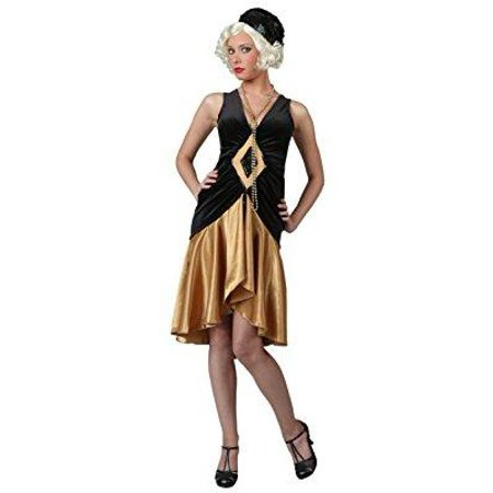 fun costumes roaring 20's flapper dress x-large - Roaring 20 Dresses