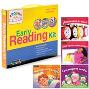 Newmark Learning NL2009 Spanish D-E Reading Levels Family Involvement Kit