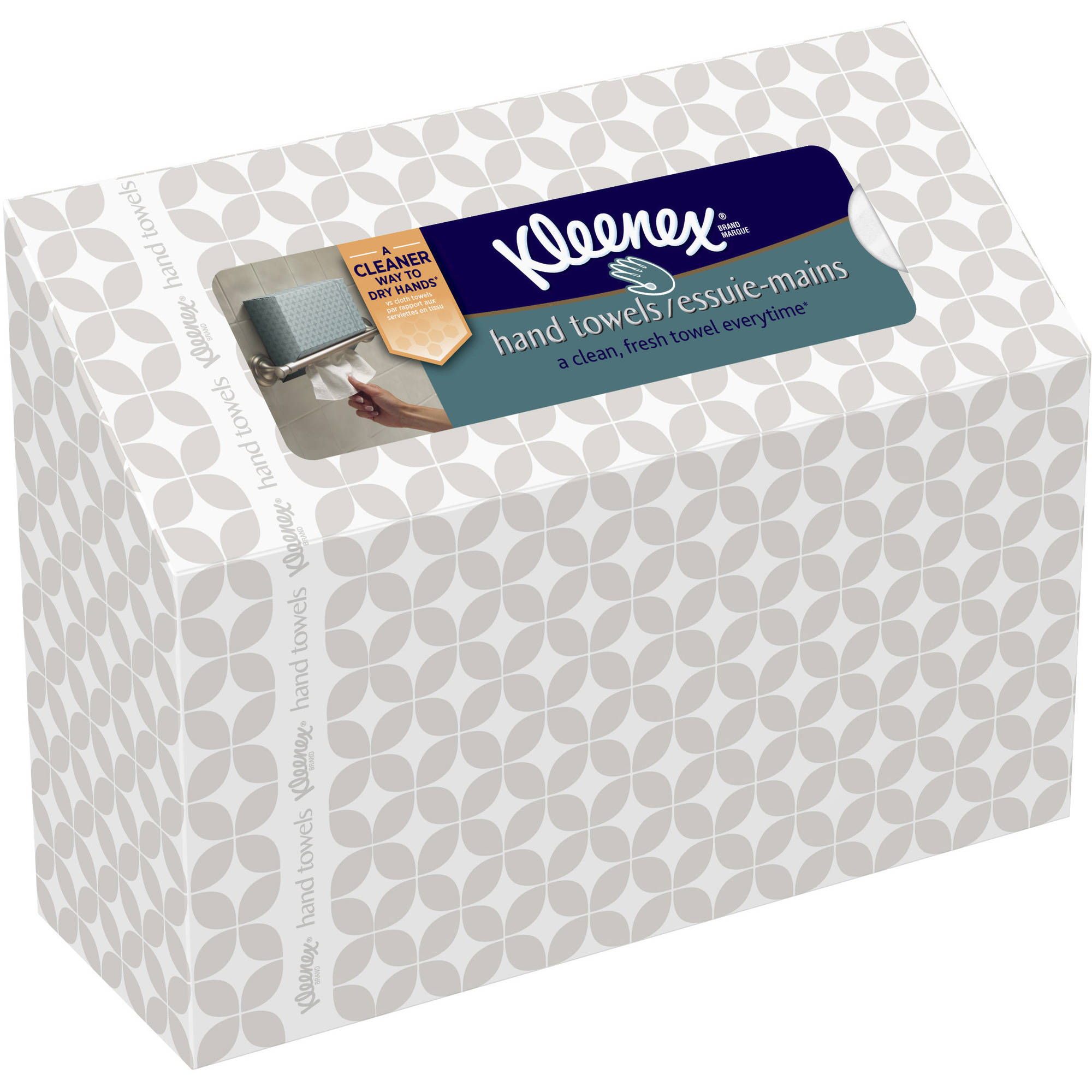 Kleenex Hand Towels Everyday, 60 Tissues per Box