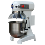 Hakka 20 Quart Commercial Planetary Mixers 3 Funtion Stainless Steel Food Mixers(110V/60Hz,1 Phase)