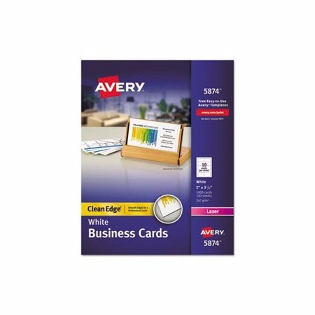 Avery Premium Clean Edge Business