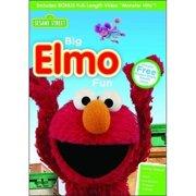 Sesame Street: Big Elmo Fun! (Full Frame) by