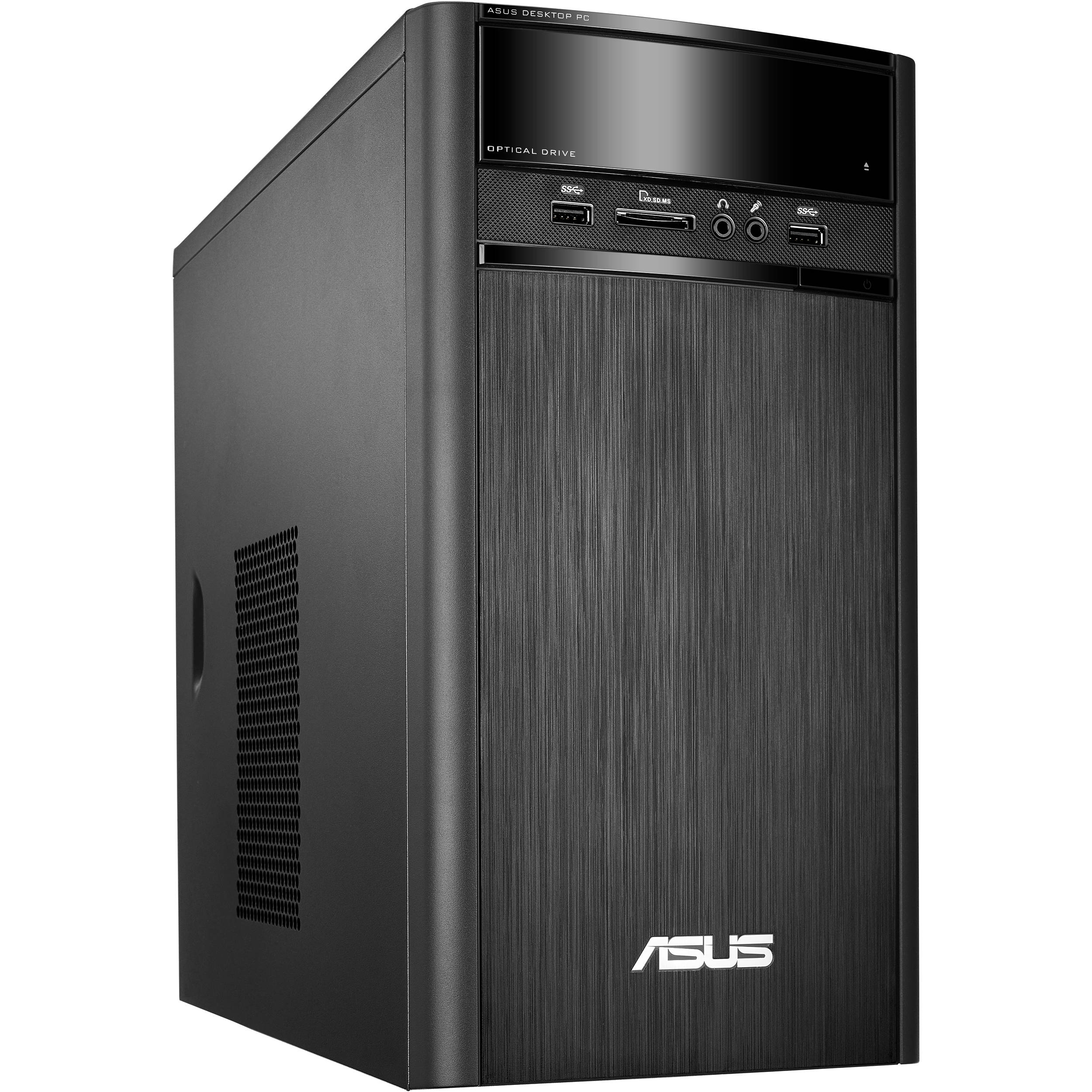 Manufacturer Refurbished - Asus K31CD-AB51 Desktop Intel Core i5-6400 2.7GHz 8GB 1TB Windows 10