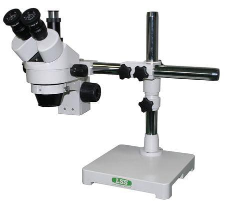 Lab Safety Supply 35Y992 Binocular Stereo Zoom Microscope