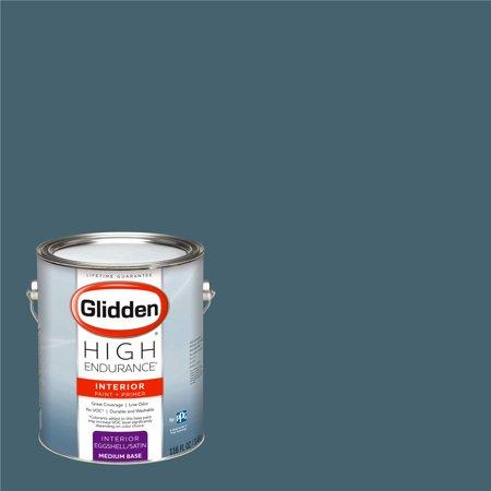 Glidden High Endurance Interior Paint And Primer Global Waters 50bg 11 123