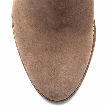 Jessica Simpson Women's Carolynn Slater Taupe /Oiled Suede 9.5 M US - image 4 of 5