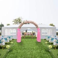 Ktaxon New 10'x30' Party Wedding Outdoor Patio Tent Canopy Heavy duty Gazebo Pavilion with 8 Side Walls