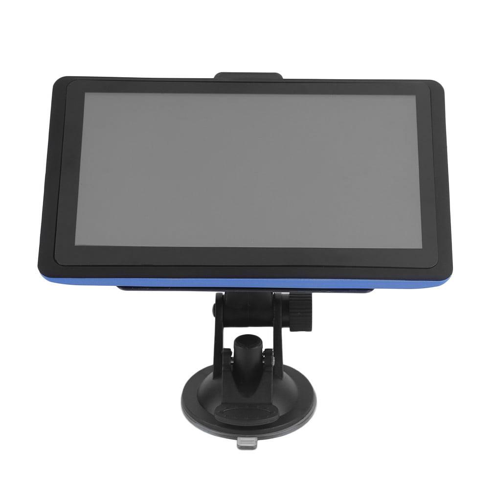 7 Inch HD Capacitive Screen Car GPS Navigation 8GB Support Multilanguage 718