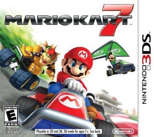 Refurbished Mario Kart 7