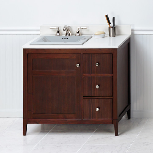 Ronbow Briella 37'' Single Bathroom Vanity Set