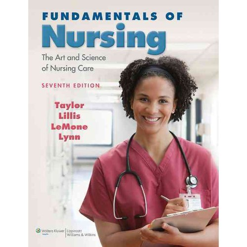 Fundamentals of Nursing, 7th Ed. + Taylor's Video Guide to Clinical Nursing Skills, 2nd Ed. + Lippincott Coursepoint Access Code