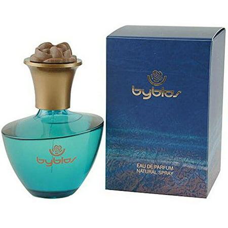 - Byblos By Byblos For Women. Eau De Parfum Spray 1.68 Ounces