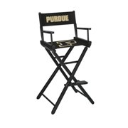 Imperial NCAA Directors Chair, Purdue State University - Bar Height