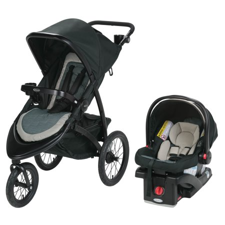 Graco RoadMaster Jogger Travel System Stroller,