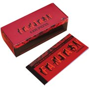 """Kalan Fantasy Adult Birthday Erotic Sexy Gifts 7"""" Adult Coupons, Red Black"""