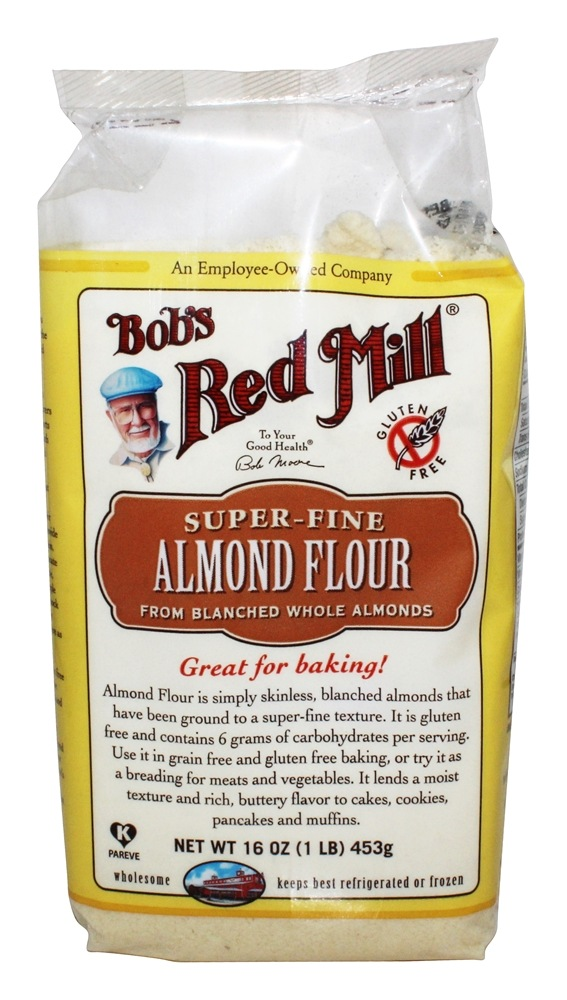 Bob's Red Mill - Super-Fine Almond Flour - 16 oz. pack of