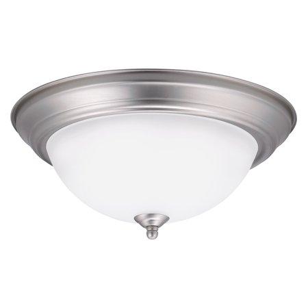 Kichler Led Plug (Kichler 8112NILEDR Flush Mount LED Ceiling Light )