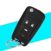 Replacement Car Key Fob Keyless Entry Remote Control for 2010 2011 2012 2013 2014 2015 2016 Chevrolet Cruze (OHT01060512)