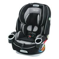 Graco 4Ever 4-in-1 Convertible Car Seat, Matrix Gray