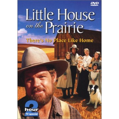 Little House on the Prairie - There's No Place Like Home dvd
