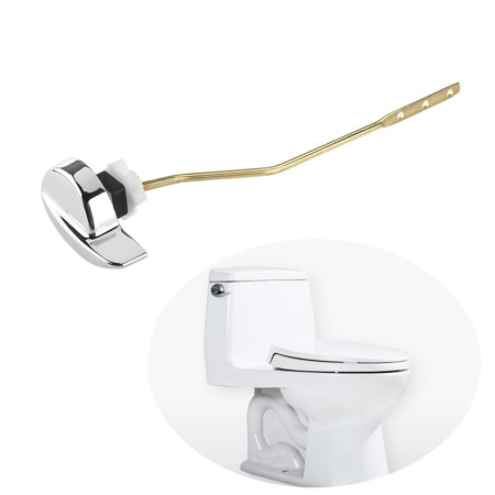 OULII Angle Fitting Toilet Tank Lever Handle for TOTO and Kohler Toilet Tank