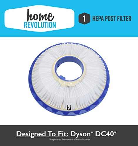 922676-01 Dyson DC40 Vacuum Post HEPA Filter Replacement