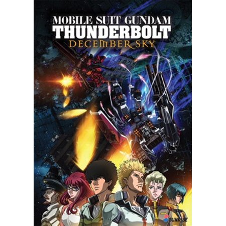 Mobile Suit Gundam: Thunderbolt December Sky (DVD)