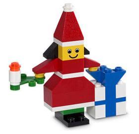 LEGO Elf Girl Mini Set LEGO 10166 [Bagged]