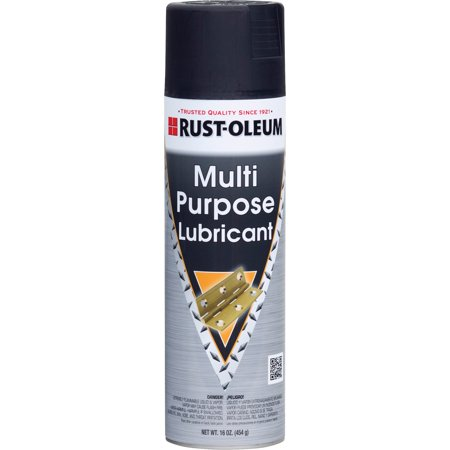 Rust-Oleum, RST273759, Multi Purpose Lubricant, 1 Each, Clear,Black