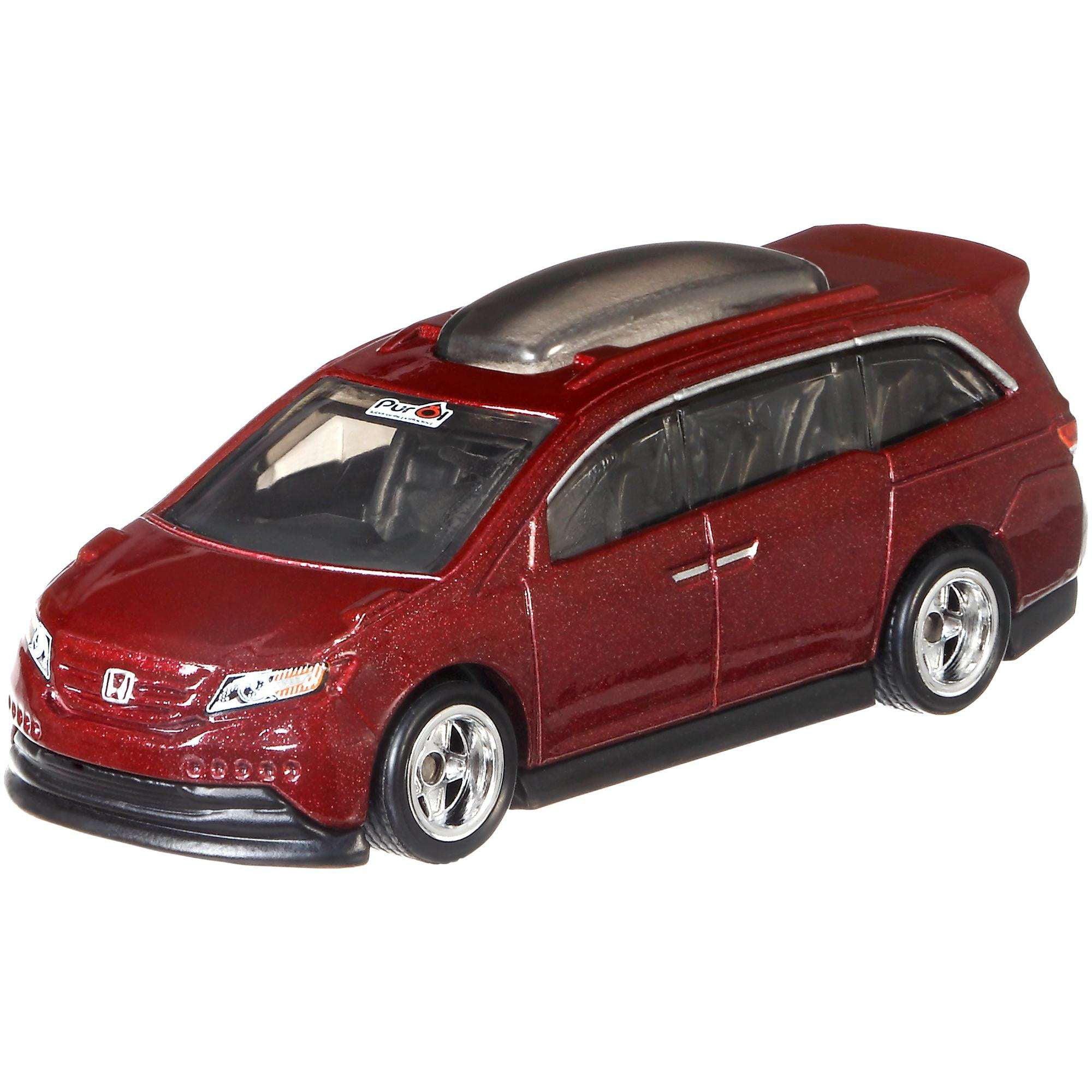 Hot Wheels Car Culture Honda Odyssey Vehicle by Mattel