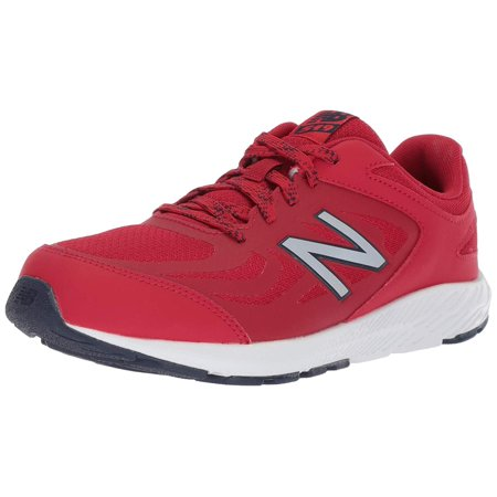 Kids New Balance Girls Kj519pgy Low Top Lace Up Running Sneaker (Scarlet Kids Shoes)