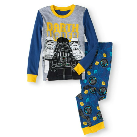 Boy's Star Wars Glow in the Dark 2 Piece Pajama Sleep Set (Big Boys & Little Boys)