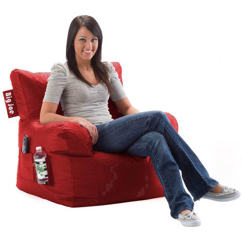 Big Joe Bean Bag Chair, Multiple Colors