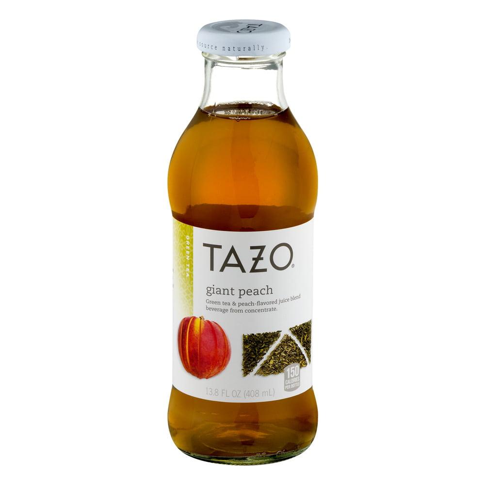 Tazo Green Tea Giant Peach, 13.8 FL OZ