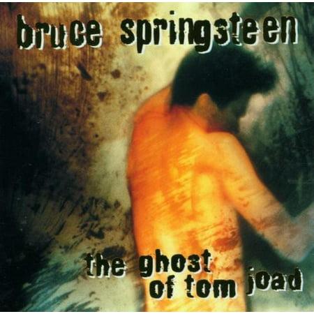 Ghost of Tom Joad (CD) (Bruce Springsteen The Ballad Of Tom Joad)